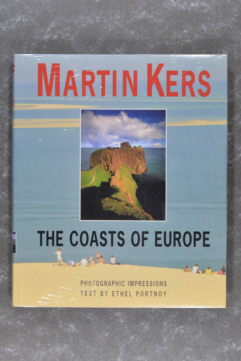 Kers, Martin  -  The coasts of Europe    (New in plastic!)