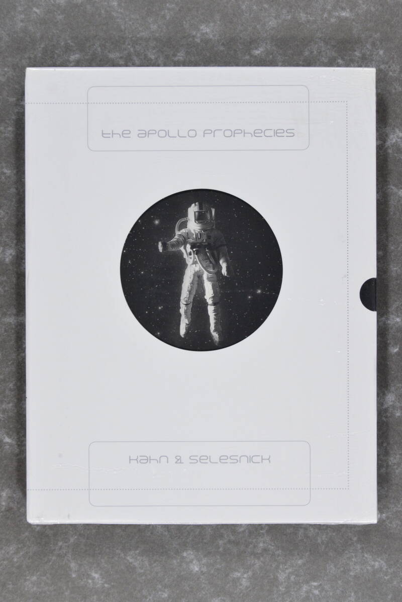Kahn, Nicholas / Selesnick, Richard - The Apollo Prophecies    (New in plastic!)