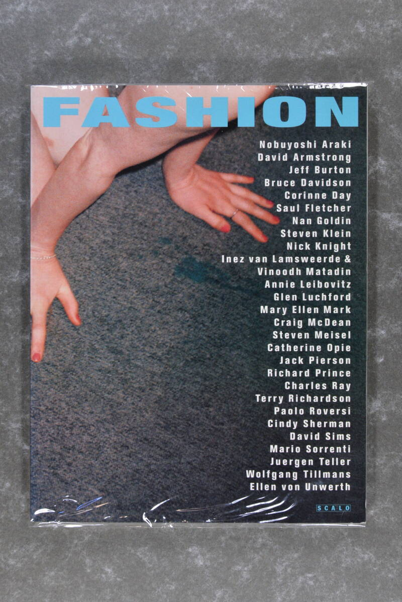 Nickerson, Camilla / Wakefield, Neville  -  Fashion: Photography of the Nineties   (New in plastic!)