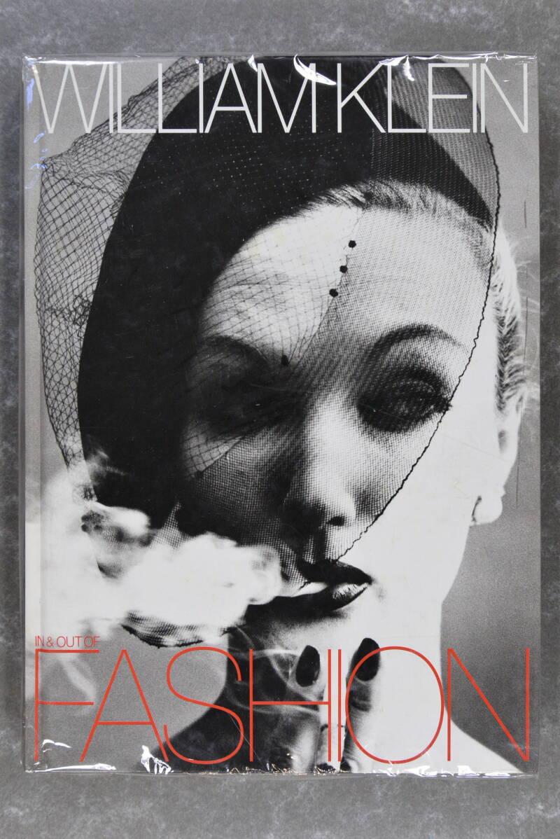 Klein, William  -  In and Out of Fashion  XXL-book!