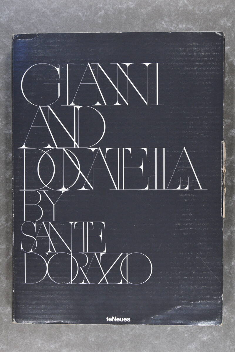 D'Orazio, Sante  -  Gianni and Donatella      (book like New in not so new carton!)