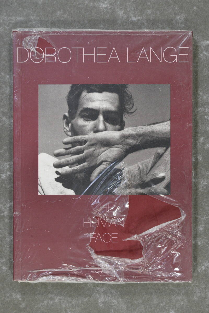 Lange, Dorothea  -  The Human Face      (New in plastic!)