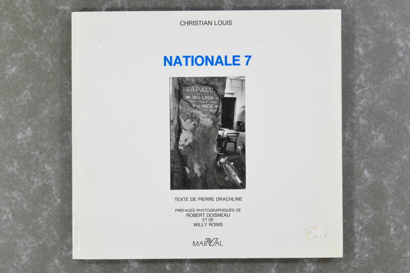 Louis,Christian  -  Nationale 7