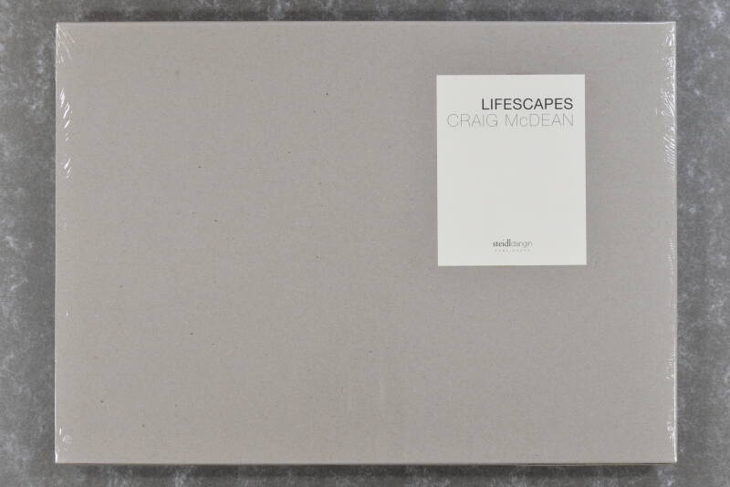 McDean , Craig - LIFESCAPES     New in plastic!  XXL book!