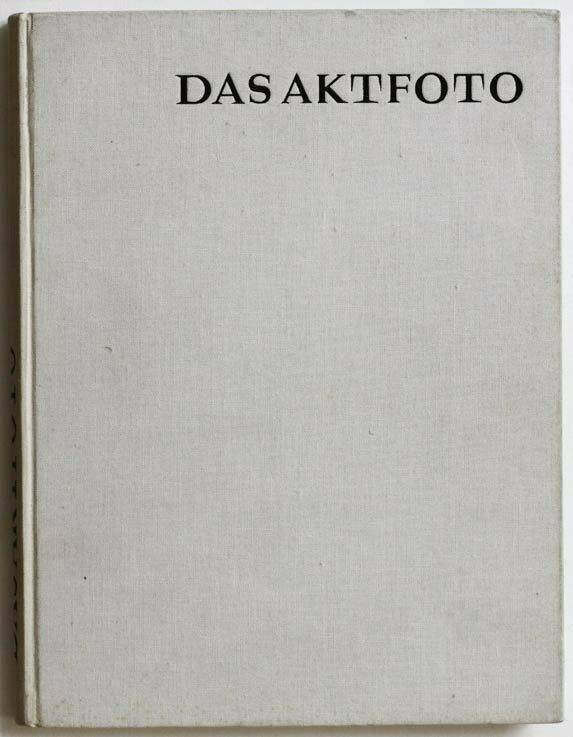 Rittlinger - DAS AKTFOTO 1963 without dustjacket
