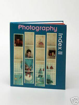 Photography index II GREAT BOOK!!