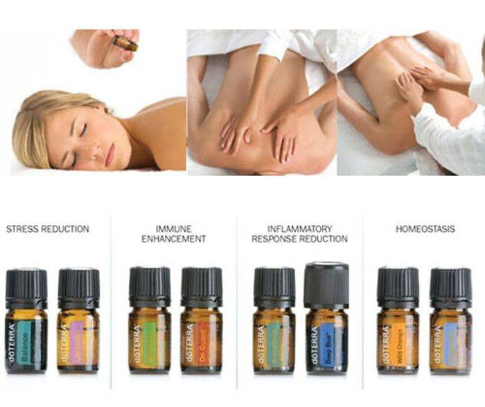 Aromatouch massage
