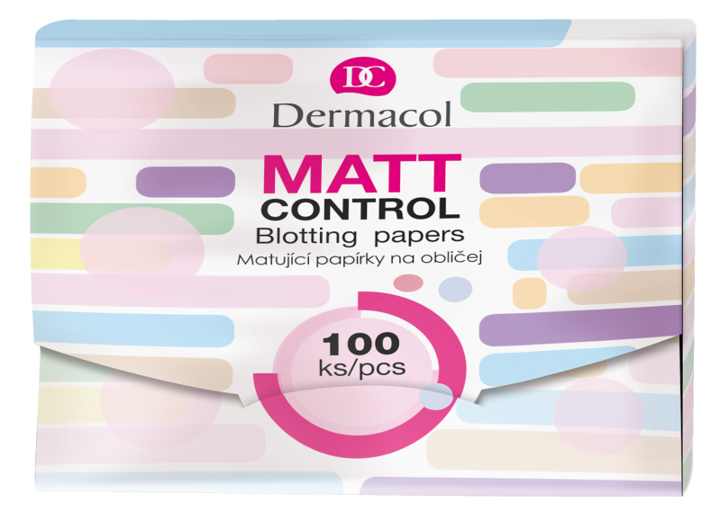 Matt Control Blotting Papers 100 st