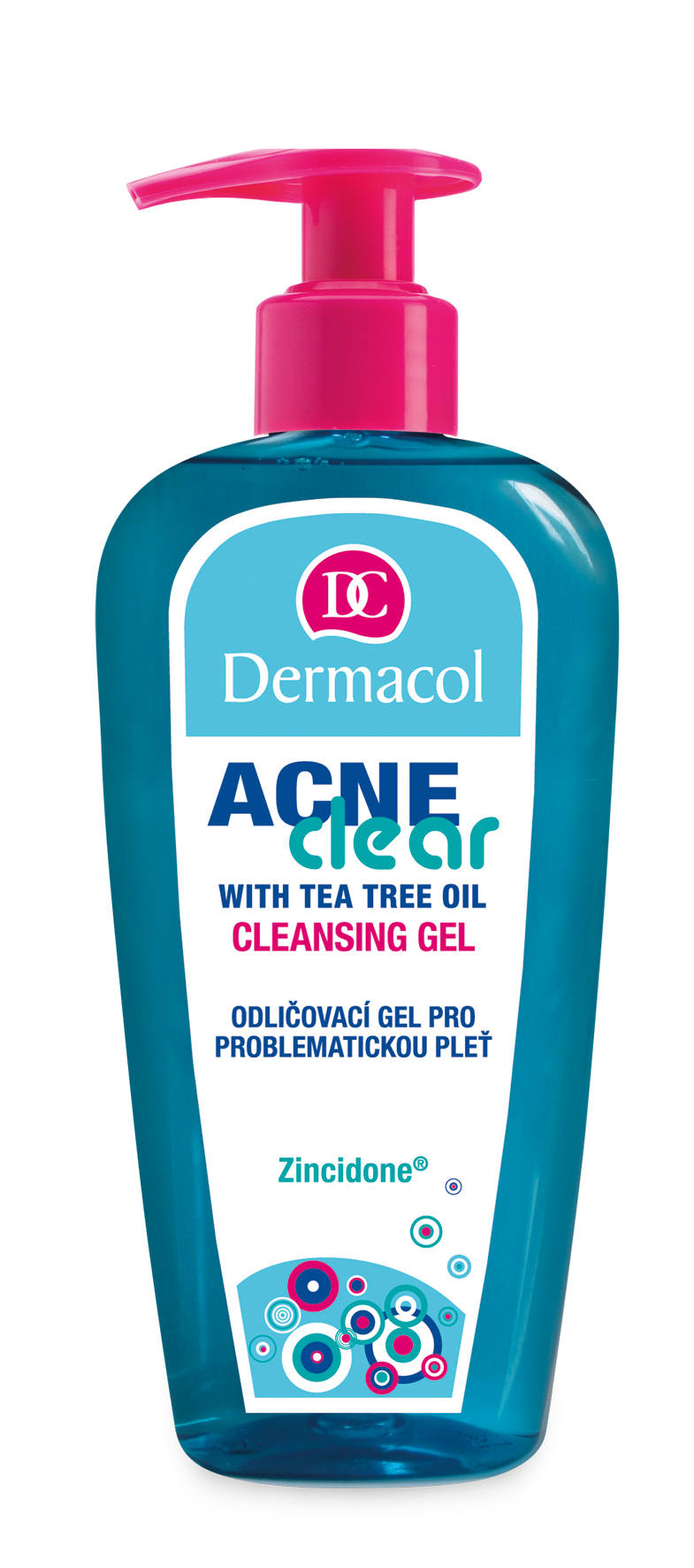 AcneClear Make-up Removal & Cleansing gel 200 ml1