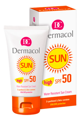 Water resistant Sun cream SPF 50 - 50 ml 'BESTSELLER'