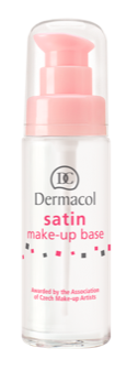 Satin care make-up base