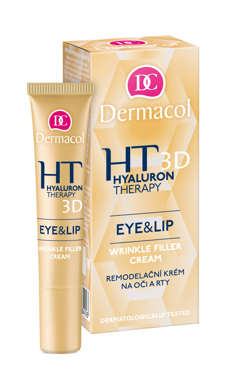 Hyaluron Therapy Eye & Lip Wrinkle filler cream 15 ml