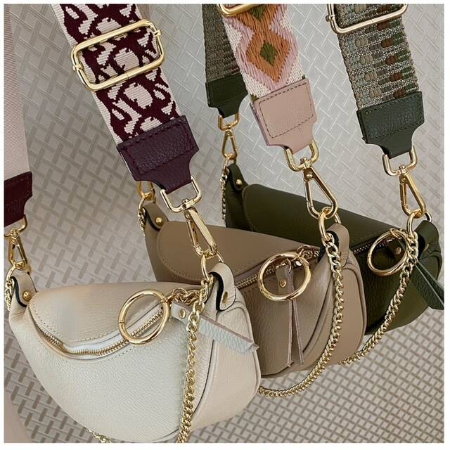 Leather Lux Bag