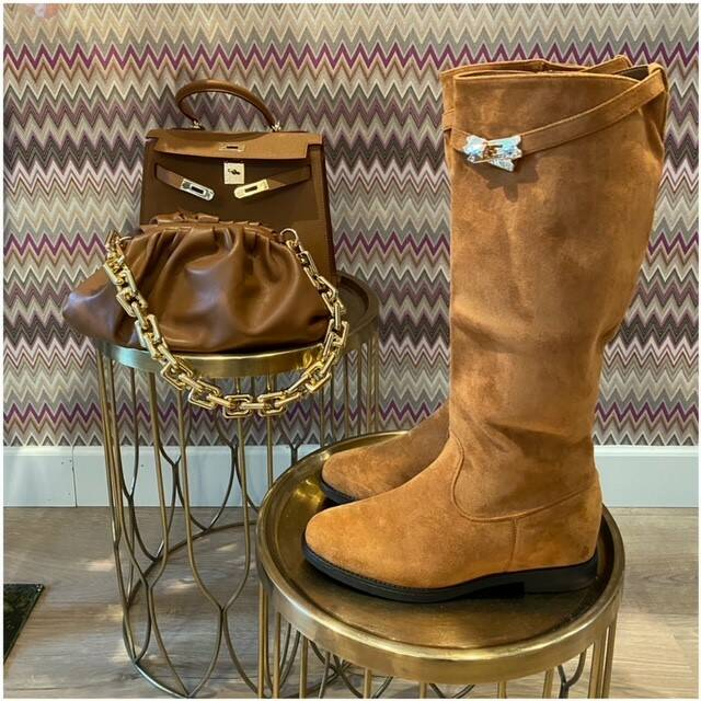 Herm Boot Camel Sale