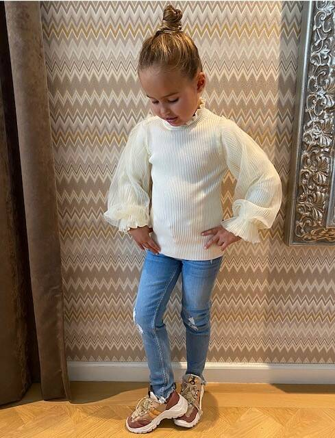 Kids Top Lace