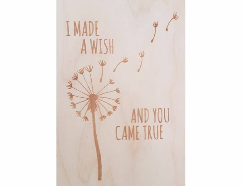 I made a wish - EG7340015602749