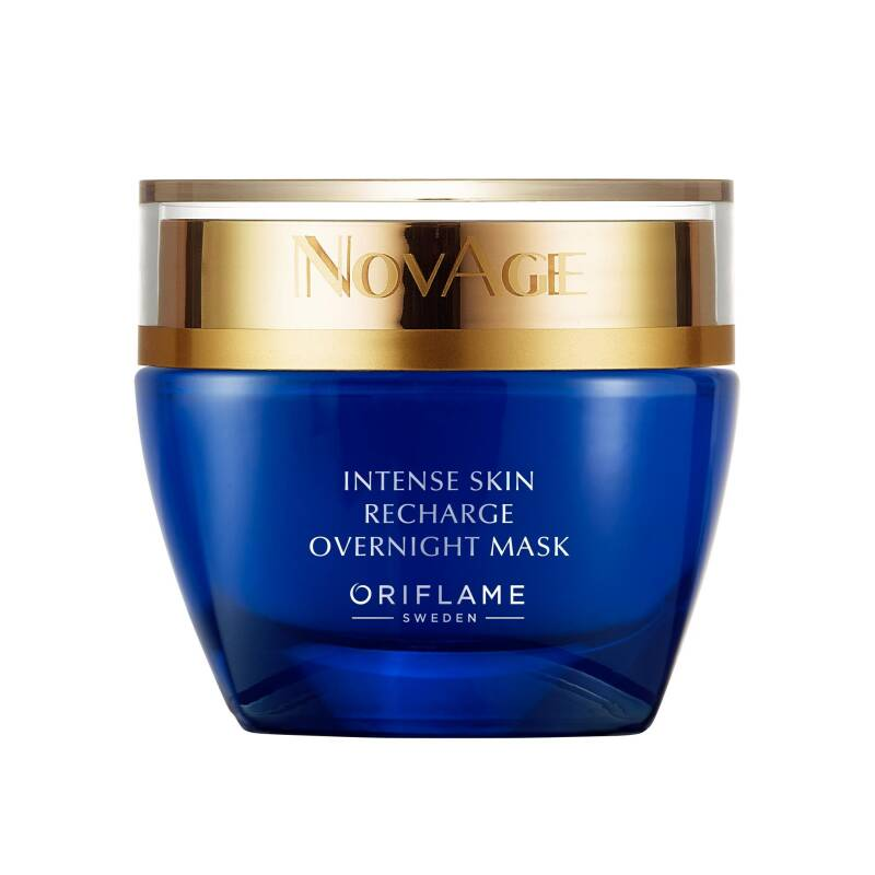 Novage Intense Skin Recharge Overnight Mask - O33490