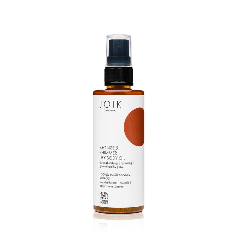Joik Vegan Bronze & Shimmer Dry Body Oil  - YA005049