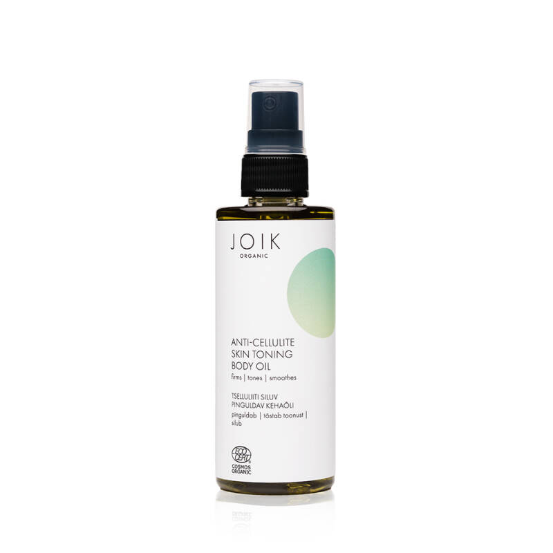 Joik Vegan Anti-Cellulite Body Oil