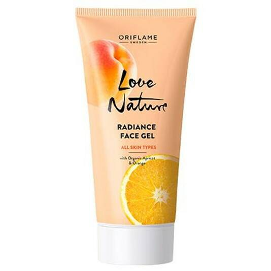Love Nature Energising Apricot & Orange - O35910
