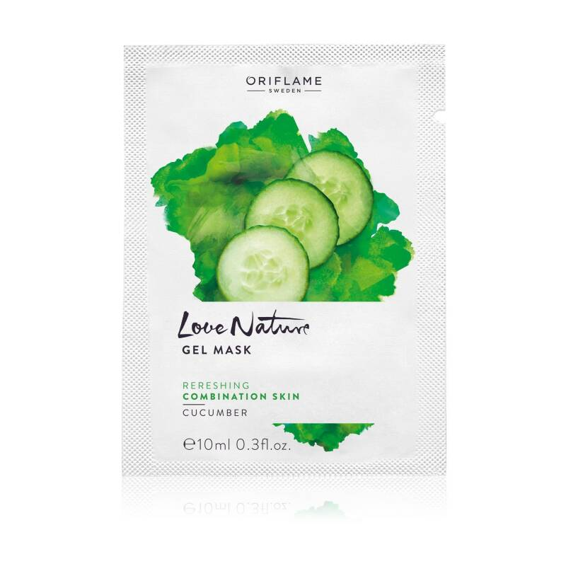 Love Nature Gel Mask Cucumber - O32633