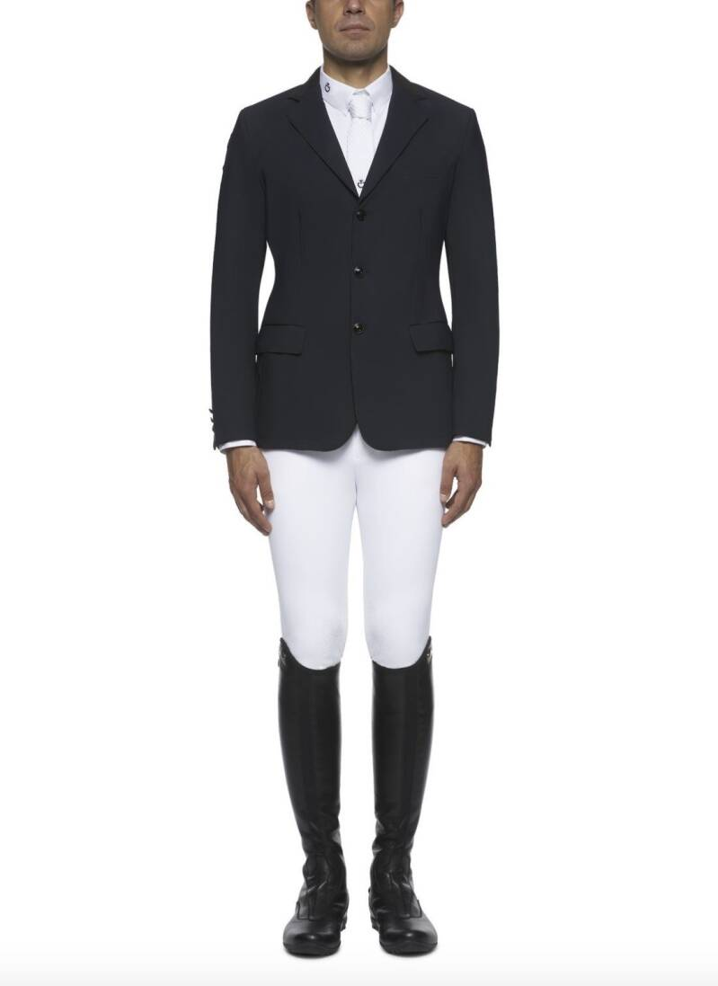 CT Mens Competition Riding Jacket Navy