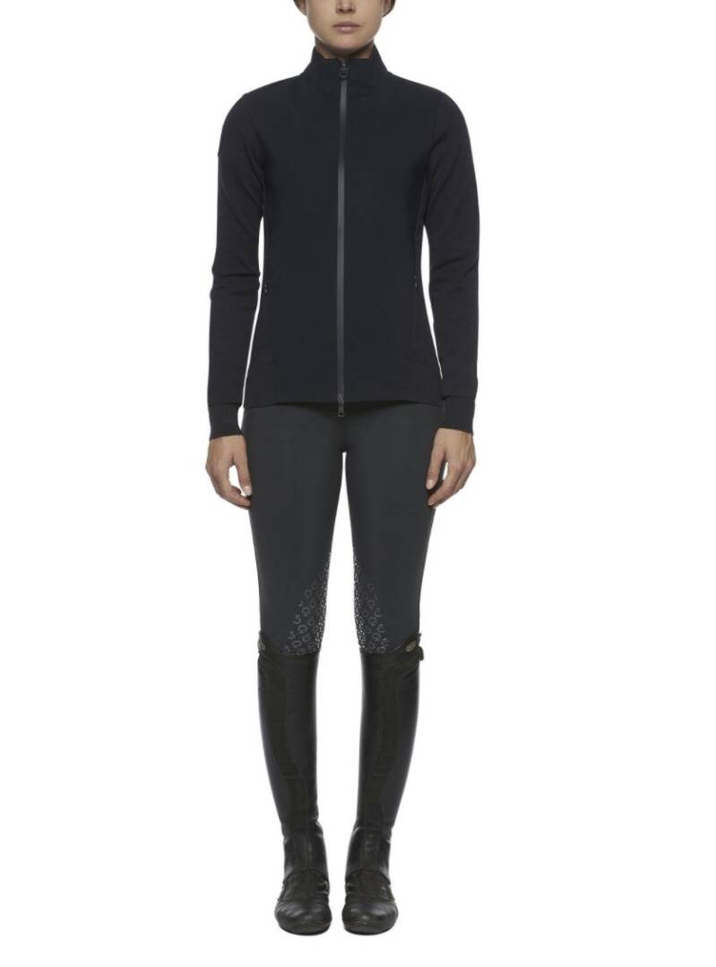 Cavalleria Toscana Jersey and Cotton Sweater