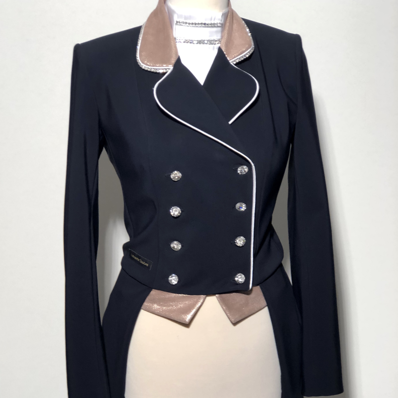 Tailcoat Dressage Frack Limited Edition Rose Gold