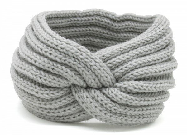 Equestrian head band knitted 3 colors
