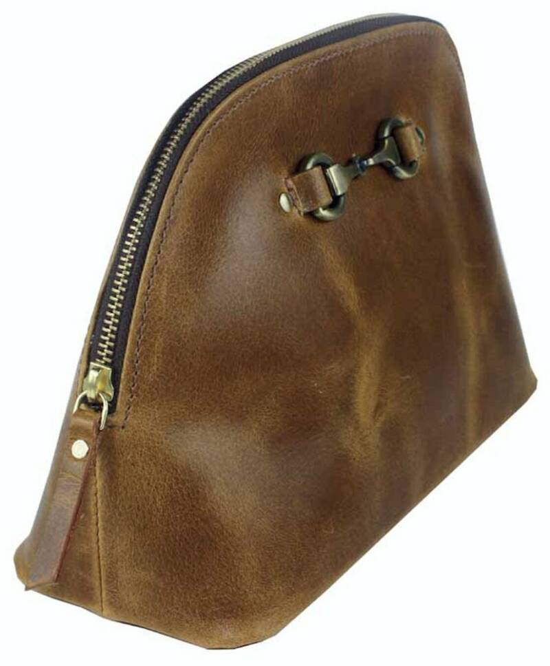 Equestrian Make-up bag Emma Congac