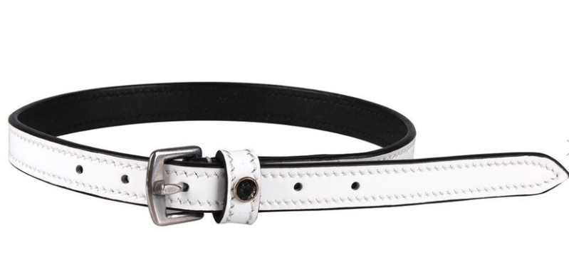 Equestrian Spur Straps Crystal 2 colors