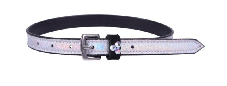 Equestrian Spur Straps Shimmer Pearl