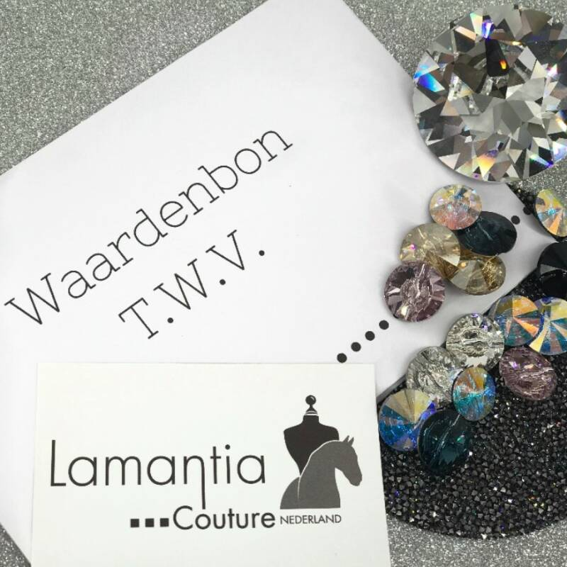 Giftcard Equestrian Style-Lamantia Couture NL