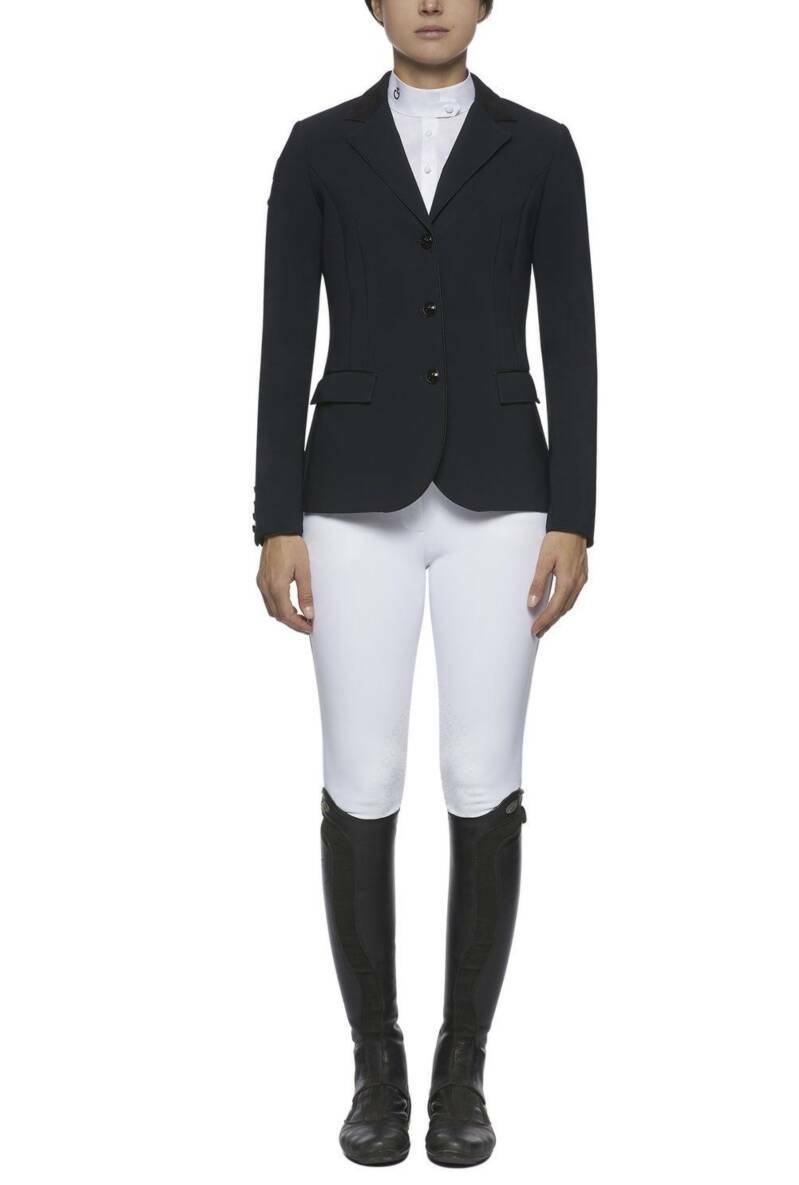 CT competition riding jacket Navy