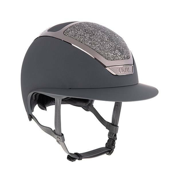 Kask Star Lady Swarovski Midnight Anthracite