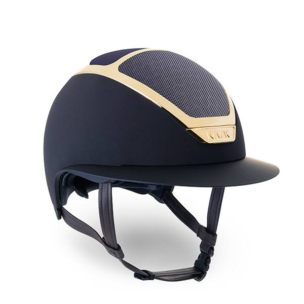 Kask Star Lady Gold Blue