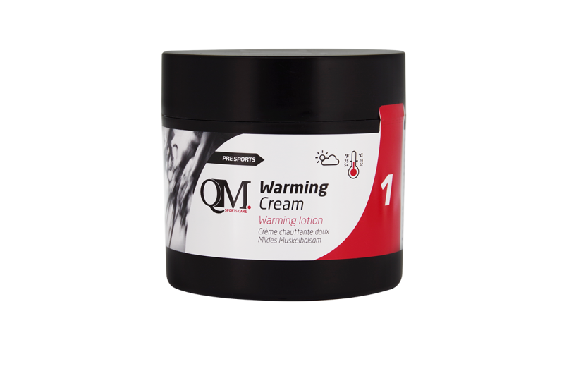 QM1 Warming Cream 200ml