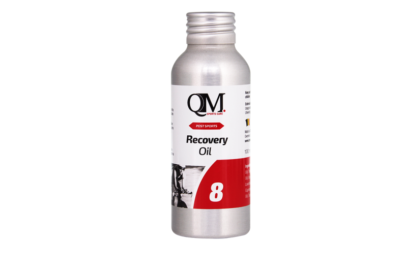 QM8 Recovery oil