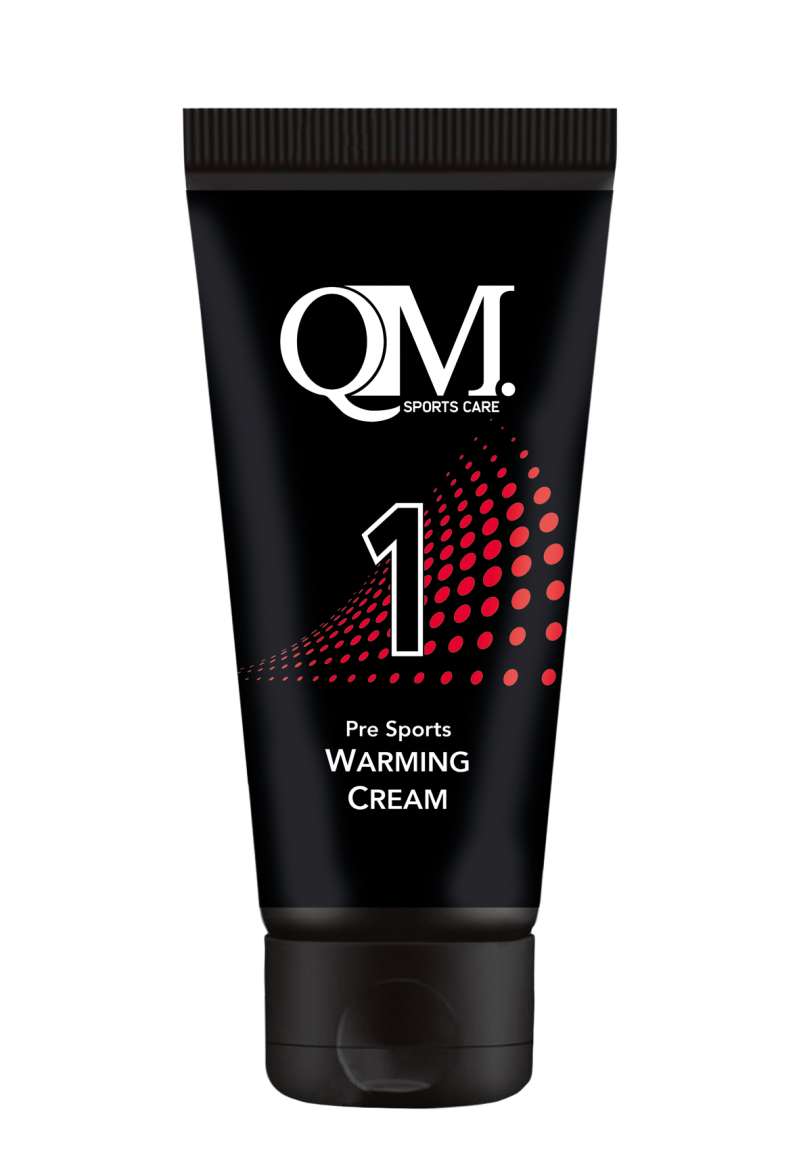 QM1 Pre Sports Warming Cream 175ml