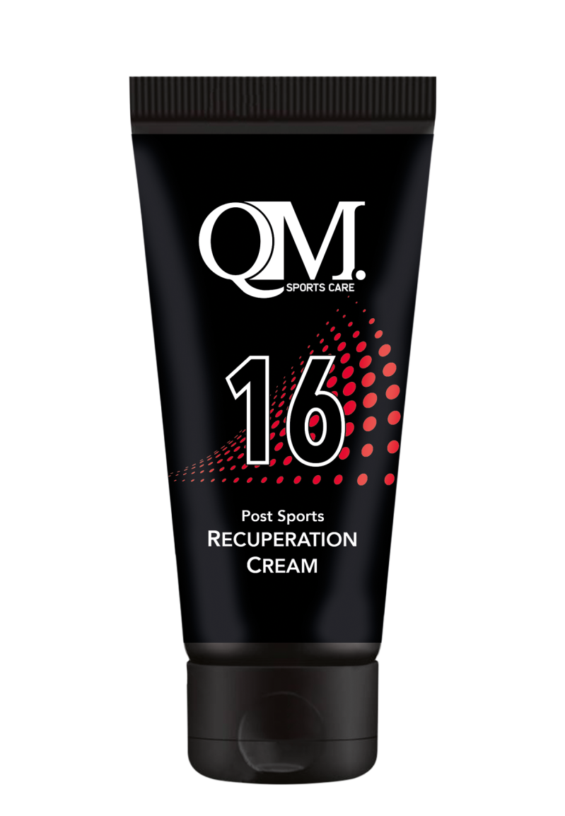 QM16 Post Sports Recuperation cream 150ml