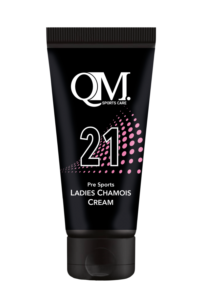 QM21 Pre Sports Ladies chamois cream 150ml