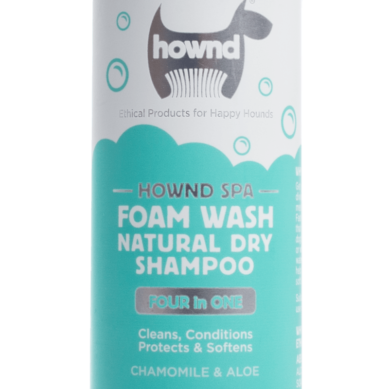 Hownd - Miracle Natural Dry Foam Wash / Droogshampoo   200 ml
