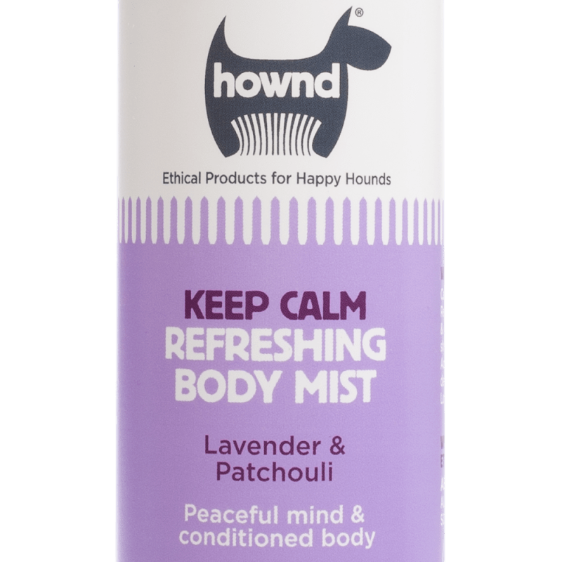 Hownd - Keep Calm Natural Body Mist 250 ml