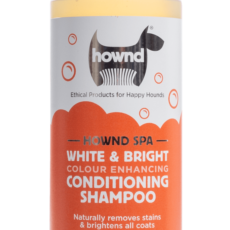 Hownd - Miracle White & Bright Colour Enhancing Conditioning Shampoo 250 ml