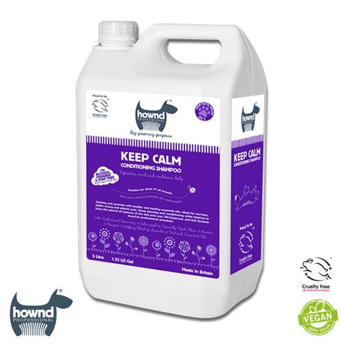 Hownd - Keep Calm  Natural Conditioning Shampoo 25:1 (5L)