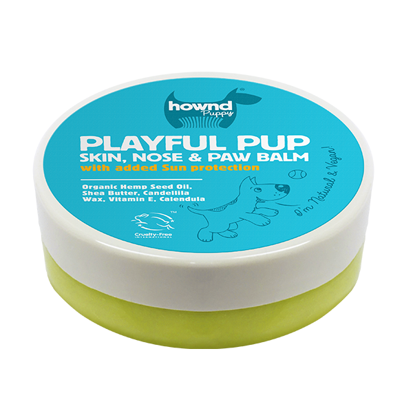 HOWND - Playful Pup Skin, Nose & Paw Balm 50g