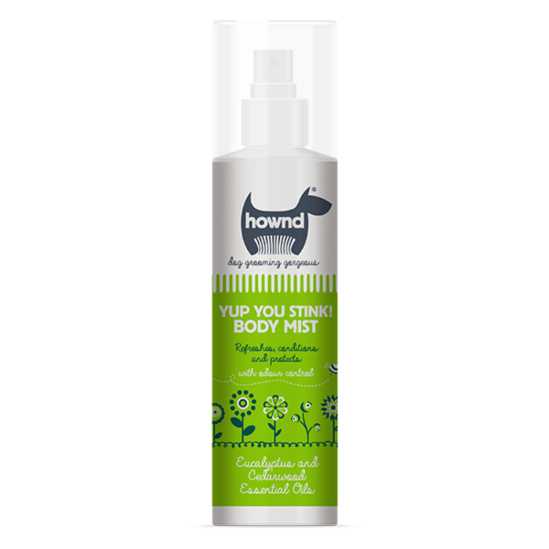 Hownd - Yup You Stink! Natural Body Mist 250 ml