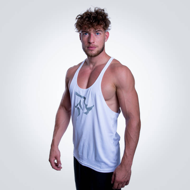 Stringer - White and Zilver edition