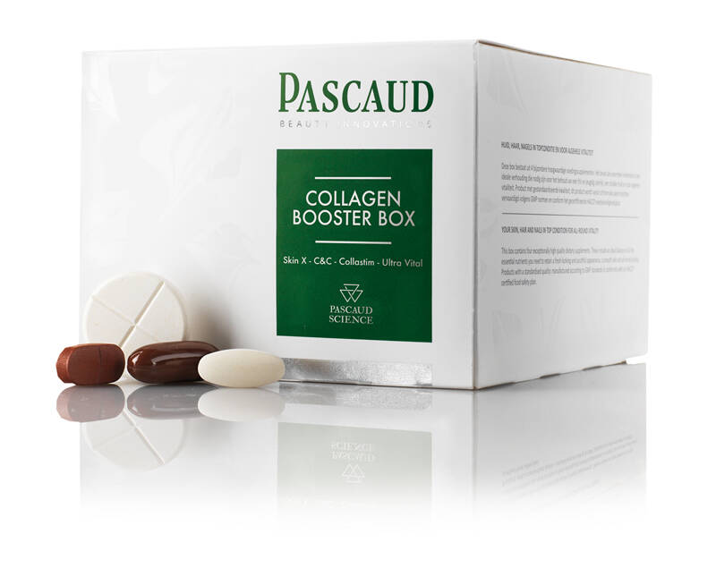 Pascaud - Collagen Booster box