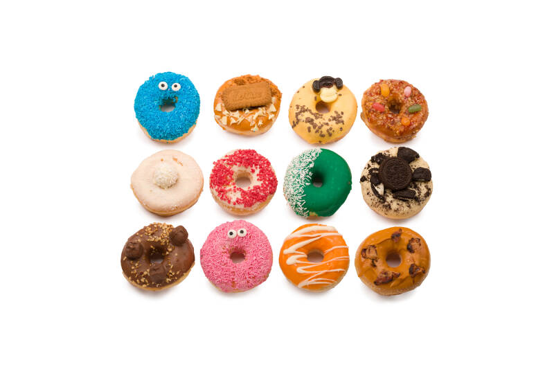 Luxe Donuts Box 12